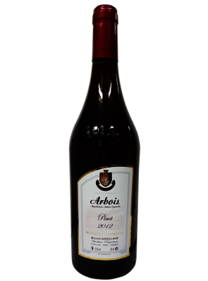 Vins rouges Arbois Pinot  2016